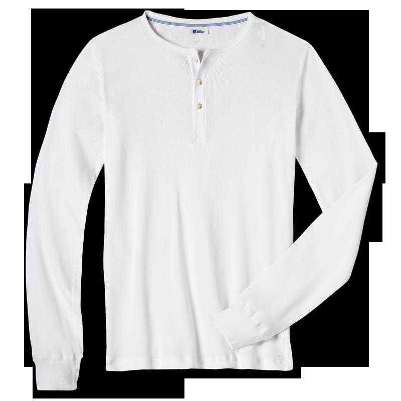 Karl Heinz vit tröja med lång ärm (herr) [005480 100] 650