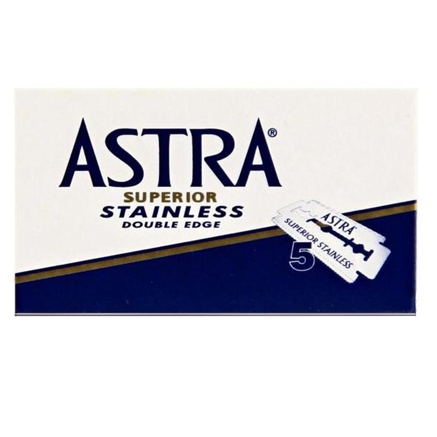 Astra Superior Stainless Double Edge (rakblad)