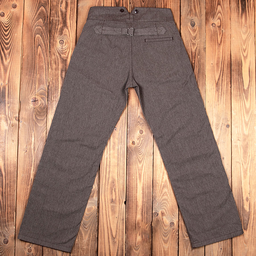 1905 Hauler Pant Seattle brown (arbetsbyxor)