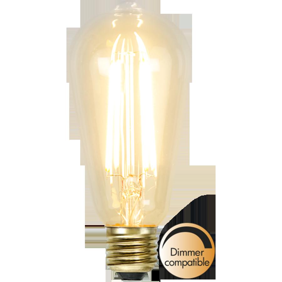 Omtalade LED-lampor (glödlampor) : Gyllenhaks Byggnadsvård AB GI-71